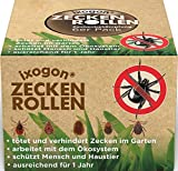 Ixogon Zeckenrollen - Zeckenmittel für den Garten