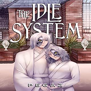 The Idle System: The Birth audiobook cover art
