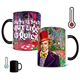 Willy Wonka and the Chocolate Factory (Liquor Is Quicker) Morphing Mug