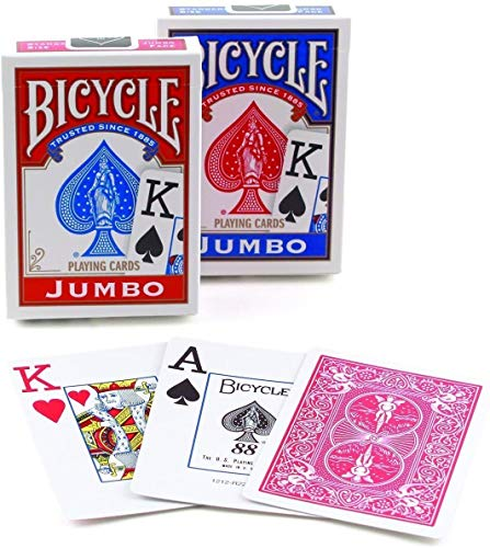 Best Price Bicycle Jumbo Playing Cards, 1 - Pack Limited Edition