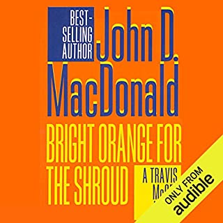 Bright Orange for the Shroud audiobook cover art