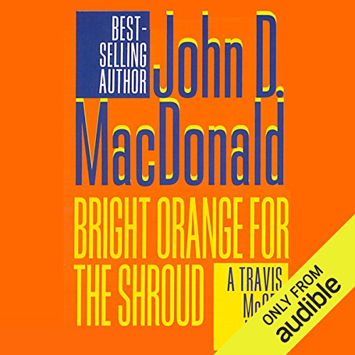 Couverture de Bright Orange for the Shroud