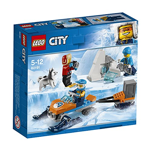 LEGO 60191 City Arctic Expedition Arktis-Expeditionsteam (Vom Hersteller nicht mehr verkauft)
