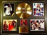 THE BLACK EYED PEAS/GIGANTIC Goldene Schallplatte/RECORD &