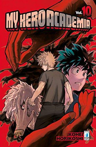 My Hero Academia (Vol. 10)