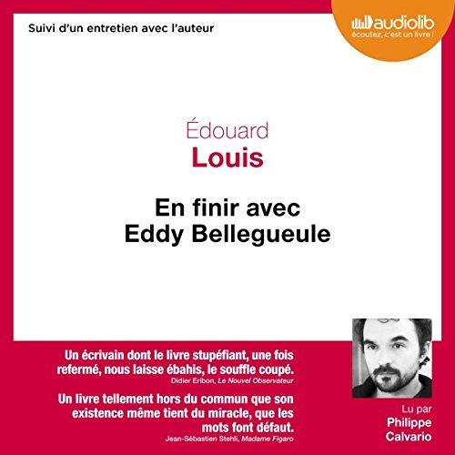 En finir avec Eddy Bellegueule audiobook cover art
