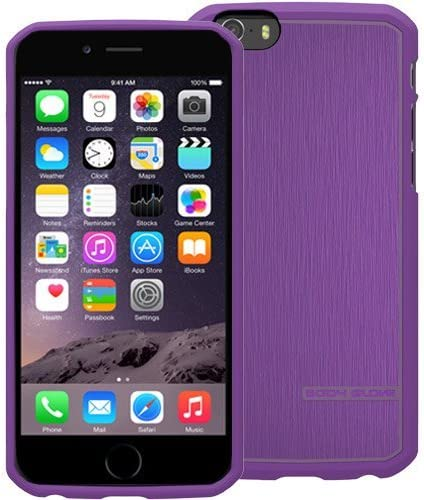 lowest Body online high quality Glove Satin Case for iPhone 6 4.7-Inch - Retail Packaging - Grape outlet online sale