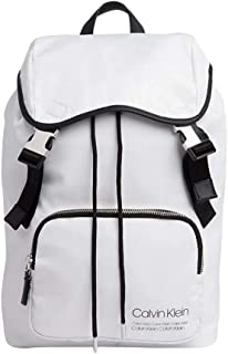 Calvin Backpack Bright White
