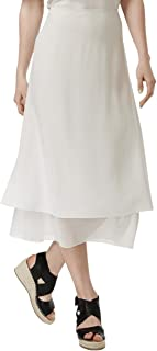 ddbc1ad22dff Amazon.com: eileen fisher - Skirts / Clothing: Clothing, Shoes & Jewelry