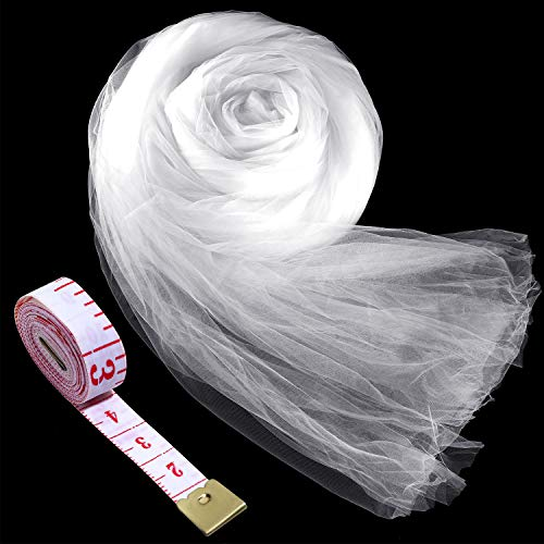 Bug Insect Mosquito Fly Bird Net Barrier Hunting Blind Plant Protecting Garden Netting White 3 m x 5 m