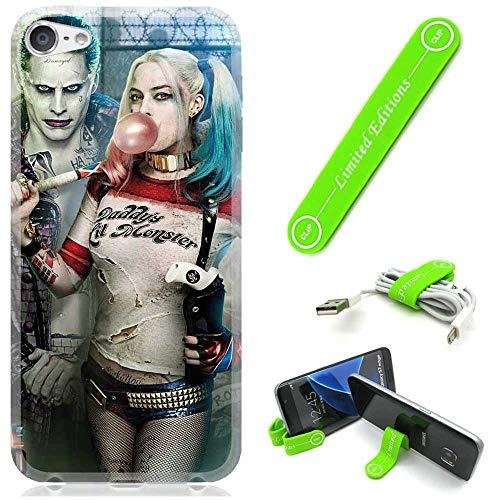 51H3UZRQ-4L Harley Quinn Phone Cases iPhone 8