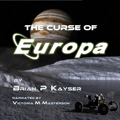 The Curse of Europa, Volume 1 audiobook cover art