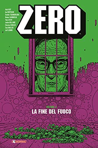 Zero. La fine del fuoco (Vol. 4)