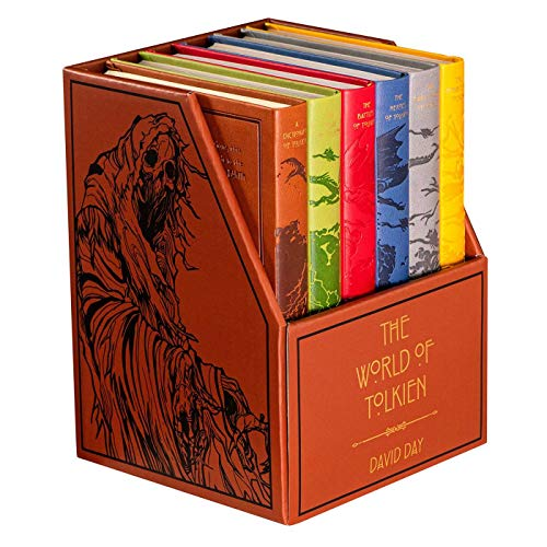Tolkien Boxed Set (Word Cloud Classics)
