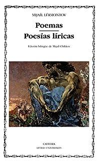 Poemas; Poesías líricas par Mijaíl Lérmontov