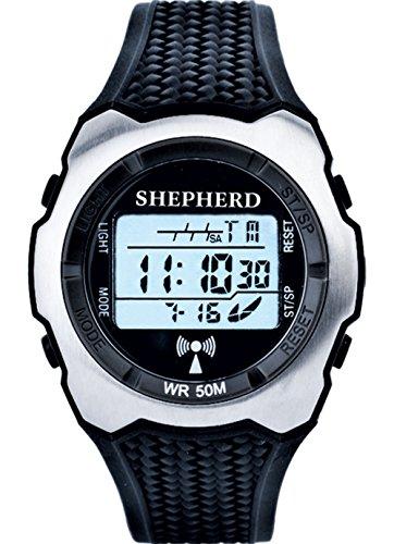 47210 SHEPHERD Funkuhr Wasserdichtigkeits-Klassifizierung: 5 Bar
