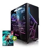 PC-Gaming AMD Ryzen 7 3700X 8x 4.40GHz Turbo • nvidia GeForce RTX3070 8GB • Windows 10 •...