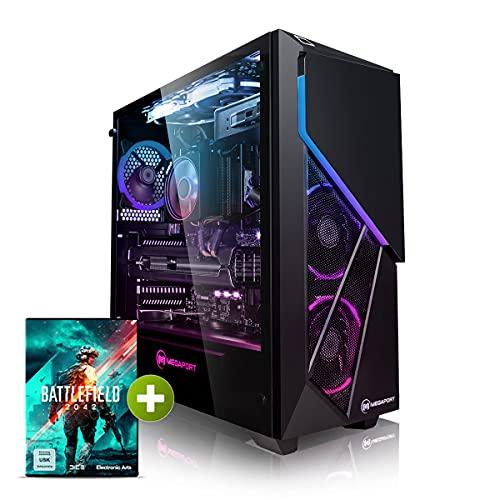 PC-Gaming AMD Ryzen 7 5800X 8x 4.70GHz Turbo • Nvidia GeForce RTX 3080 10GB • 1TB M.2 SSD • 16GB 3000MHz...