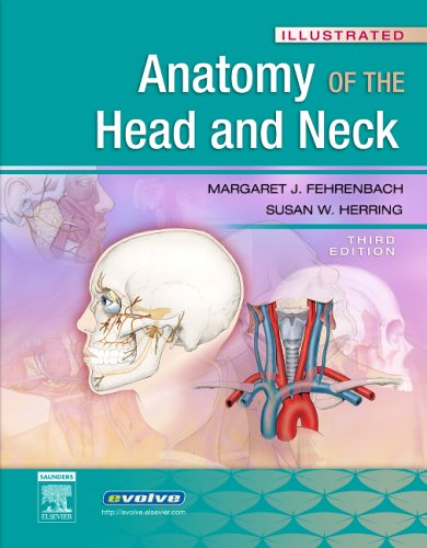 Illustrated Anatomy of the Head and Neck (Fehrenbach, Illustrated Anatomy of the Head and Neck)