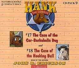 Hank the Cowdog CD Pack # 9: El caso del perro Car-Barkaholic / El caso del toro enganchado: 17 18