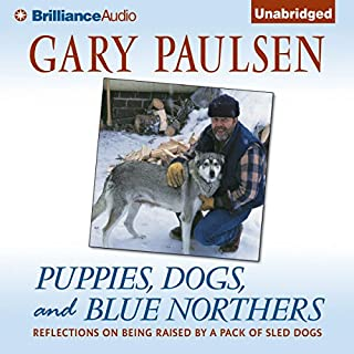 Puppies, Dogs, and Blue Northers audiobook cover art