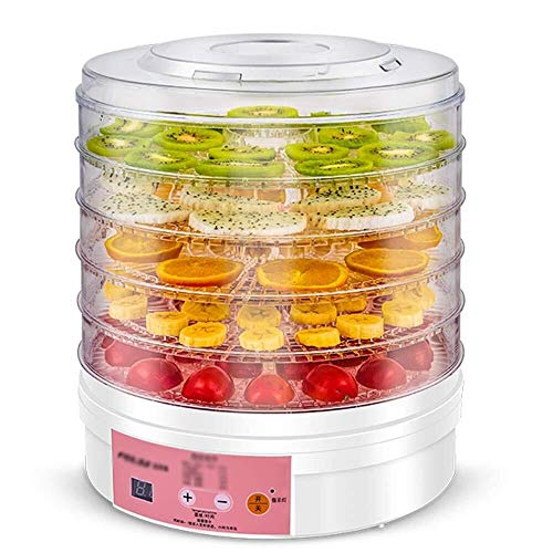 Read About Dehydrator Dehydrator, Food Dryer - Food Grade Stainless Steel, 10 Layers, Double Tempera...
