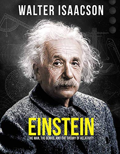 Machale, D: Einstein: The Man, the Genius, and the Theory of Relativity