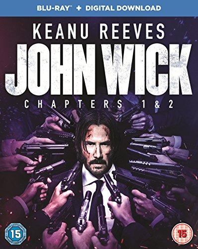 John Wick 1 & 2 (2 Blu-Ray) [Edizione: Regno Unito] [Import]