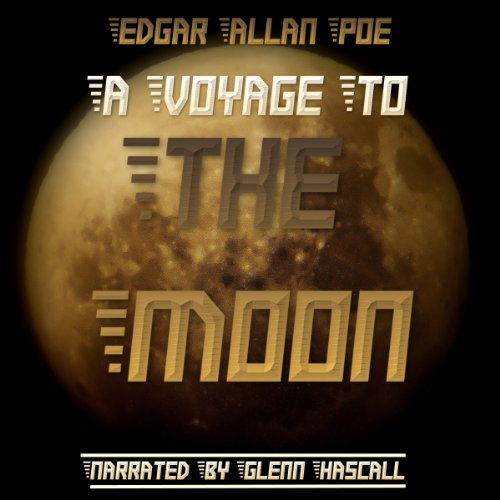A Voyage to the Moon audiobook cover art