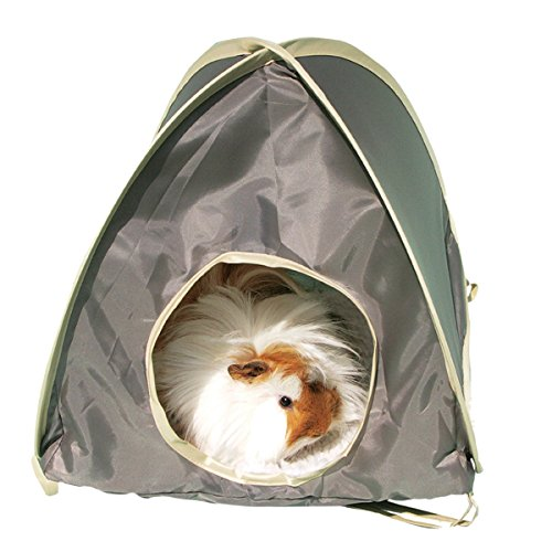 Rosewood Small Animal Activity Toy Pop-Up Tent Boredom Breaker, Medium