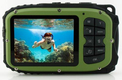 Coleman Xtreme C5WP 16.0 MP 33ft Waterproof Digital Camera
