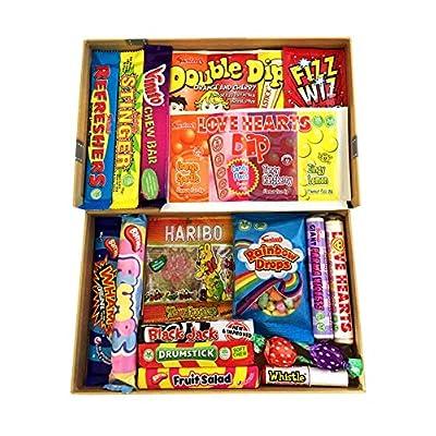 tabby's treats retro sweets selection box Tabby's Sweet Treats Retro Selection Box 51H3bYZIfVL