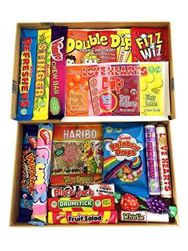 Tabby's Treats Retro Sweets Selection Box