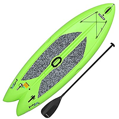 Lifetime Freestyle Paddleboard, 9 Feet 8 Inch, Lime Green