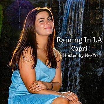 Raining In LA