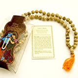 Indian Handicrafts Export Prayer Mala Beads - Tulasi - 108 Prayer Beads