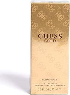 GUESS Gold Women's Eau De Perfume, 75 ml