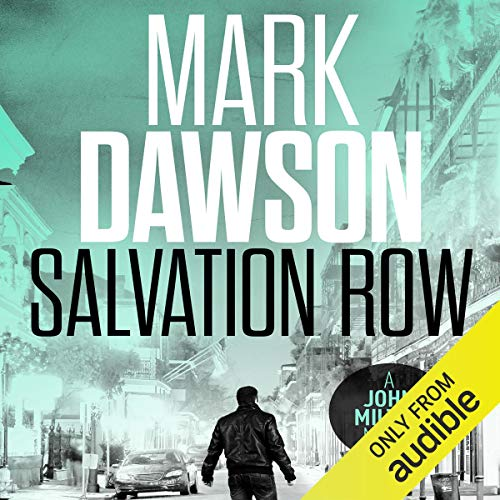 Salvation Row audiobook cover art