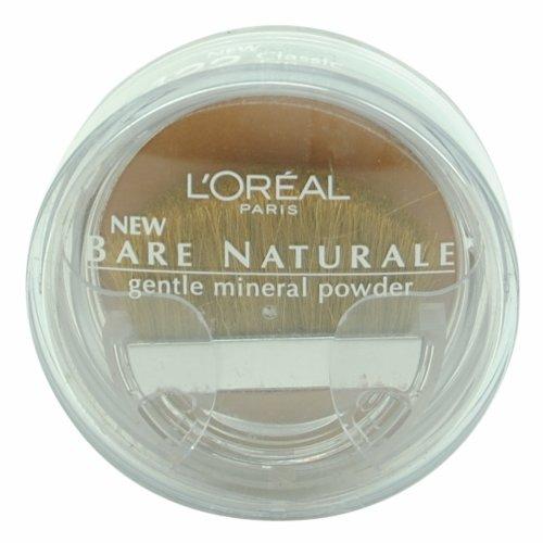 L'Oreal Bare Naturale Gentle Minearl Powder Foundation - Classic Tan : No. 422