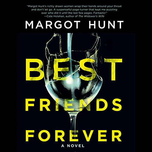Best Friends Forever audiobook cover art