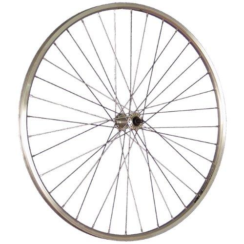 Taylor-Wheels 28 Pollici Ruota Anteriore Schürmann Bici YAK19 622-19 Argento