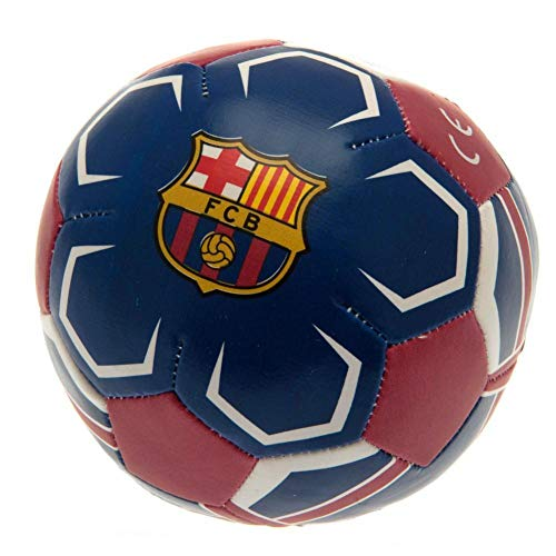 Barcelona F.C. 4 Inch Mini Soft Ball