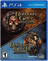 Baldur's Gate - PlayStation 4 Enhanced Edition by Skybound Games