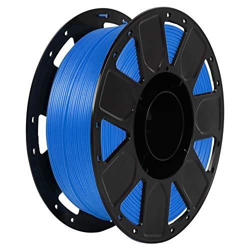 Creality Ender PLA 3D Printer 1kg Filament Diameter 1.75mm Dimensional Accuracy +/- 0.02 mm Filament for FDM Printers or 3D Pen - Easy to Print (Blue)