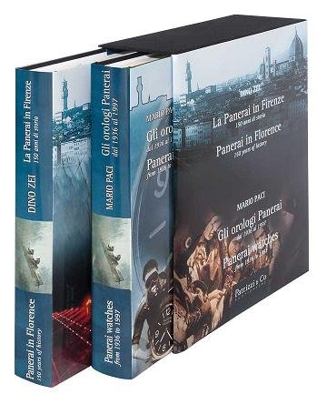 Panerai Watches From 1936 to 1997 and Panerai in Florence: 150 Years of History (2 Volume Set)