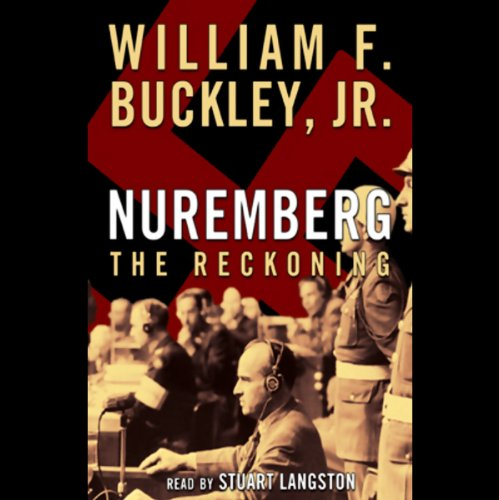 Nuremberg audiobook cover art