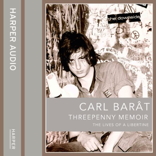 Threepenny Memoir audiobook cover art