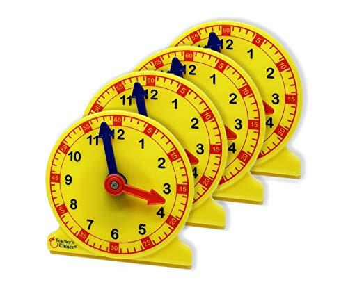 Learn How to Tell Time Teaching Clock - Mini 4