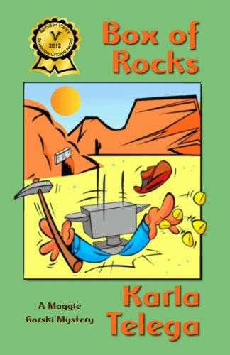 Book: Box of Rocks (A Maggie Gorski Mystery) by Karla Telega