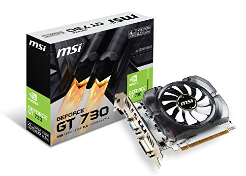MSI GF GT 730 4GB PCI-E, N730-4GD3V2